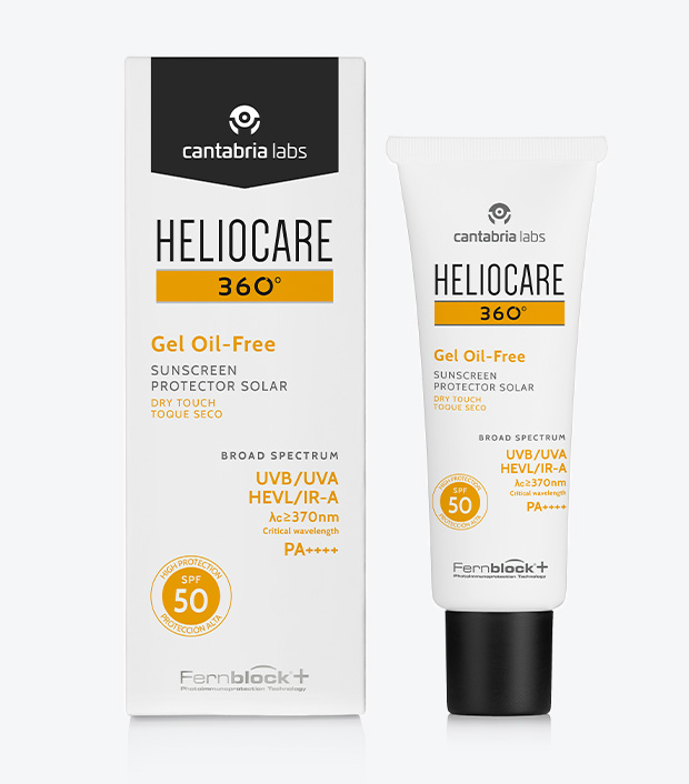 HELIOCARE® 360 Gel Oil Free SPF 50