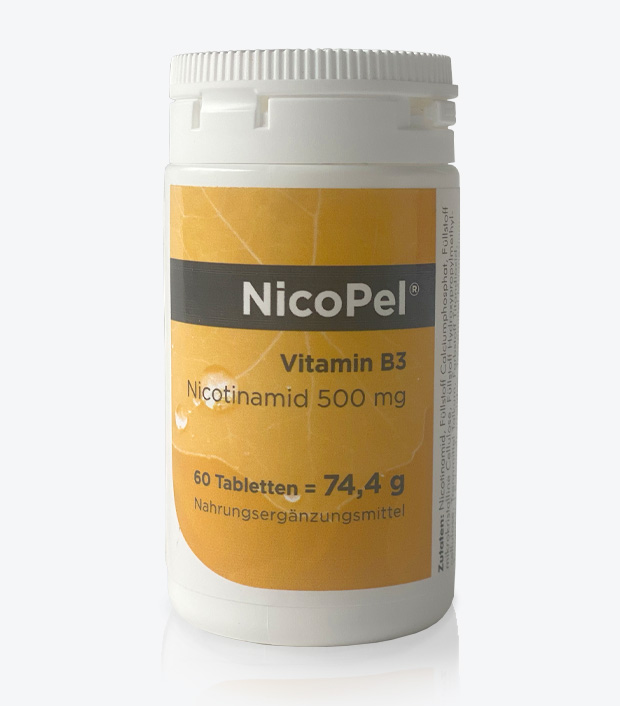 NicoPel Vitamin B3